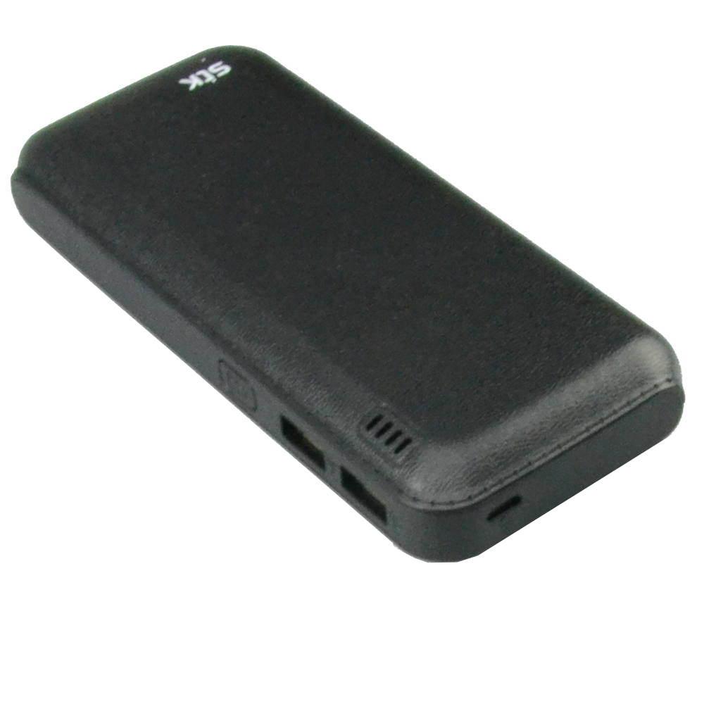 Stk Mammoth Power Bank M Plus M5 Battery Pack 5000 Mah Black