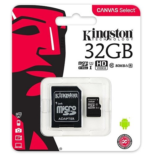 Kingston Micro SD - 32 GB