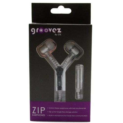 Groovez Stereo Headset