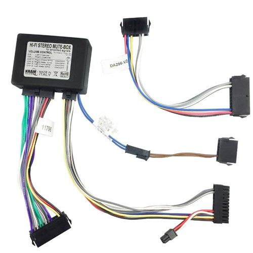 Drive &Talk and Interface Leads
